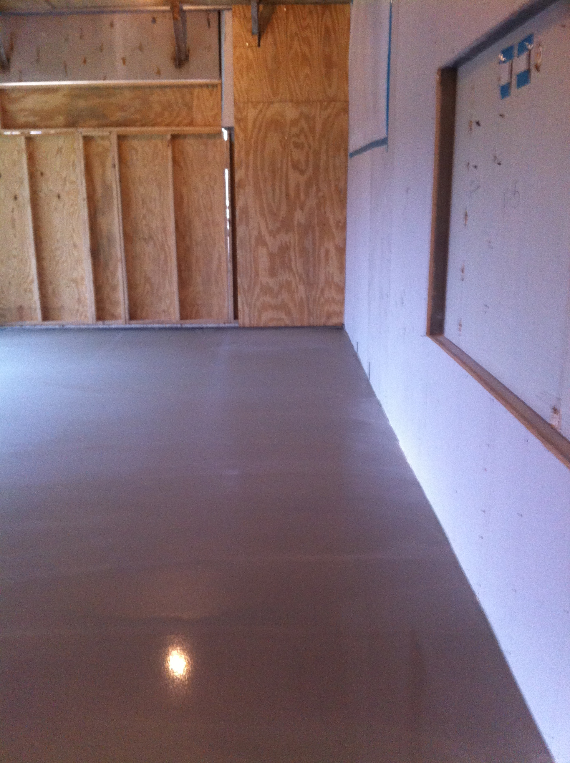 Advanced Concrete Leveling Solutions East Texas Medical Center